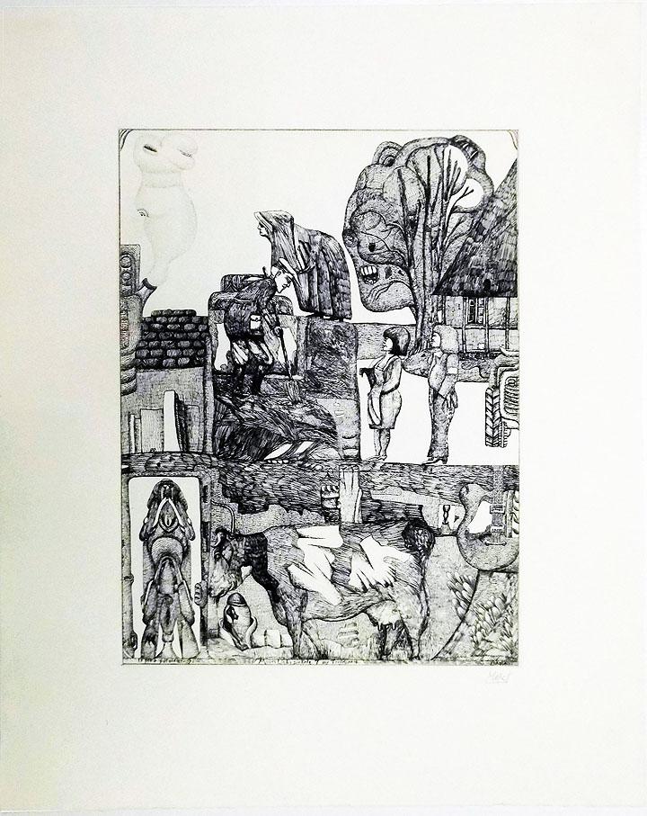 Morell 47 x 58 cm