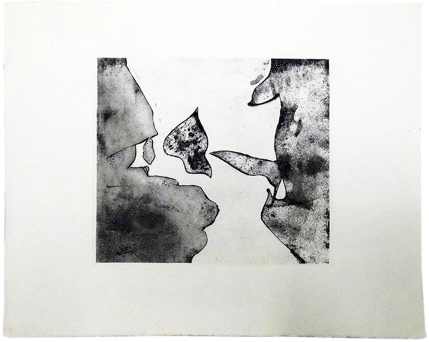 Eda Gresko Nachlass 59 x 47 cm