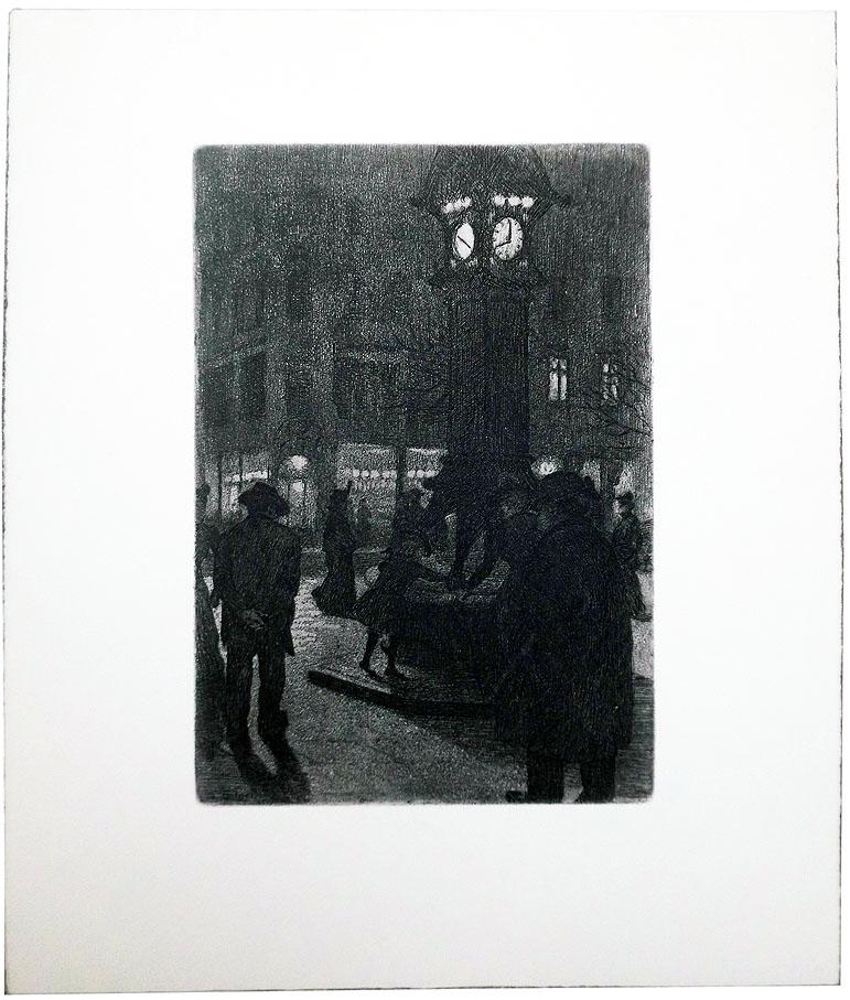 Ernst Wilhelm H. Eitner Nachlass 32 x 38 cm