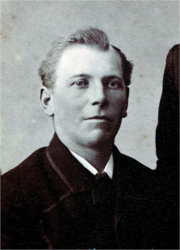 Johann Friedrich Niehaus 1854-1934 my grand-grandfather