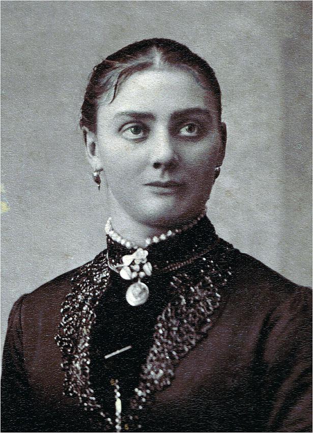 Margarete Marie Barnefür 1867-1902 my grand-grandmother