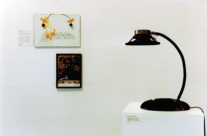 Der Gute Ton zum Schönen Bild. Kusthaus Hamburg 1987