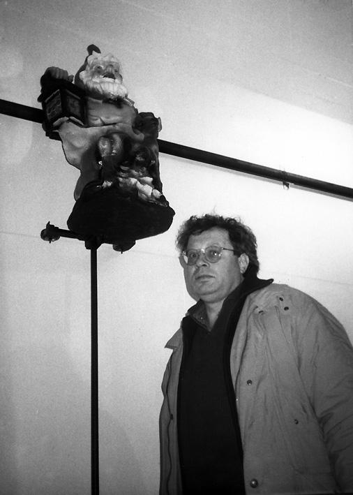 Sopot 1993 mit Ernst Mitzka