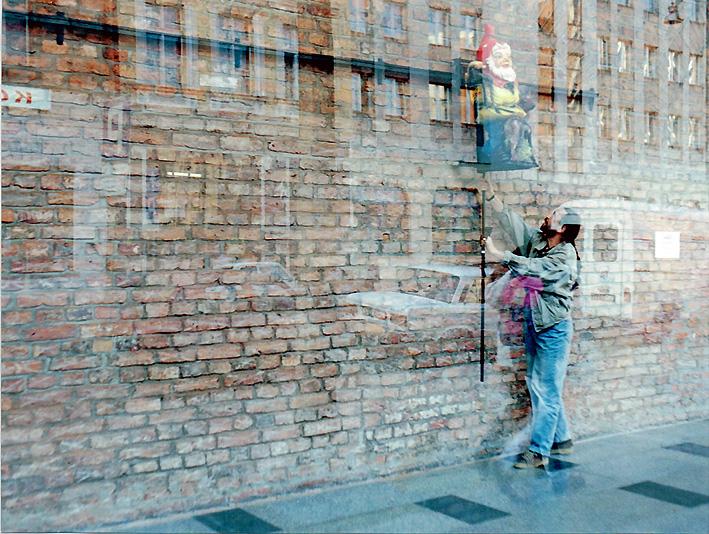WRO`95 Media Art Festival, State Gallery of Wroclaw, Poland 1995