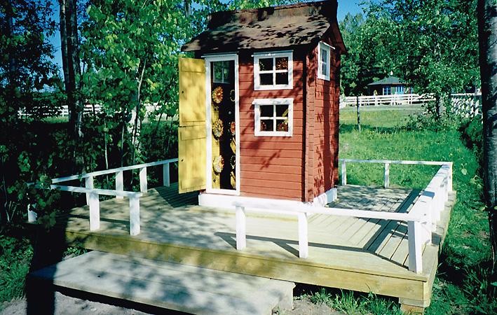 The Alma Löv Museum Sunne (S) 1998