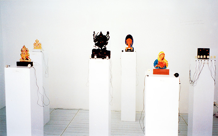 Galeria Rostrum Malmö (S) 1997