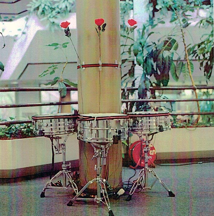 Leuchtintervall generiert Snare Drums. Frühjahrstagung des Inst. f. neue Musik und Musikerziehung Darmstadt 1999