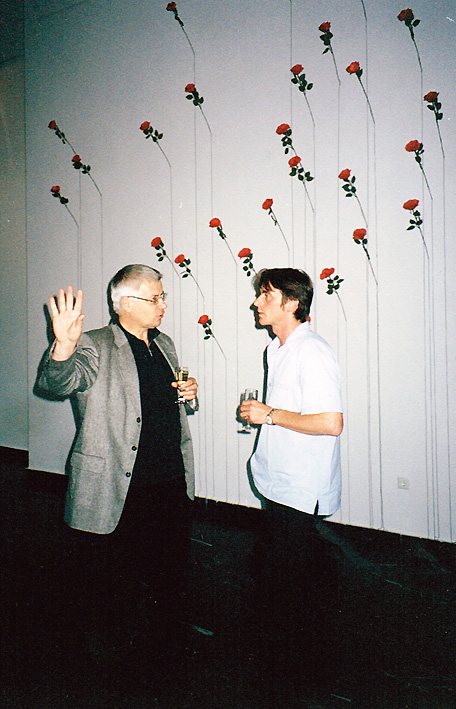 Goethe-Institut, Budapest (Hu) 2000