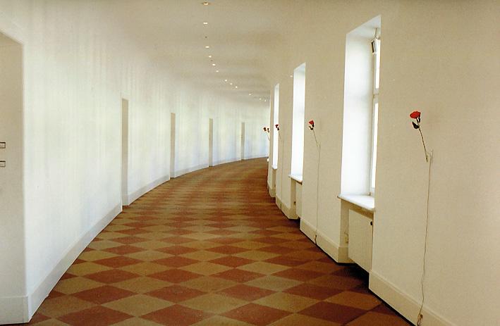 Akademie Schloss Solitude, Oberer Hirschgang, Stuttgart 1999