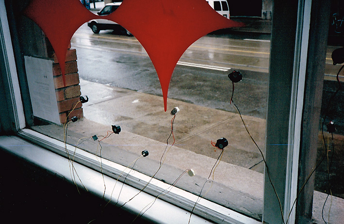 Mercer Union – Center for Contempoary Art, Toronto (Ca) 1998