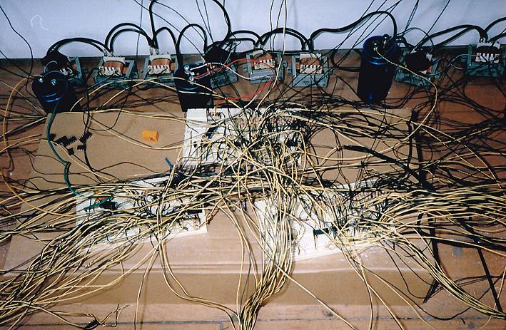 Mercer Union – Center for Contempoary Art, Toronto (Ca) 1998