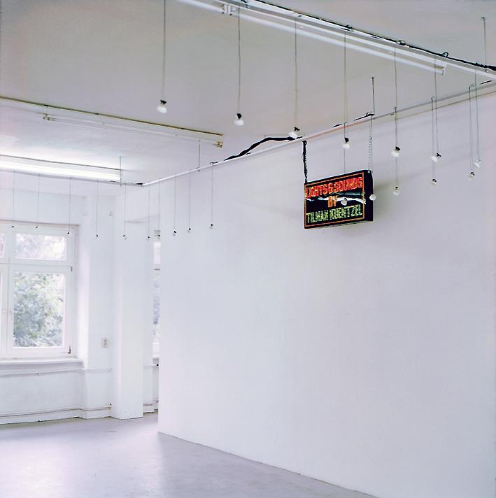 Blättern und Hüpfen KX_Kampnagel, Hamburg 1999