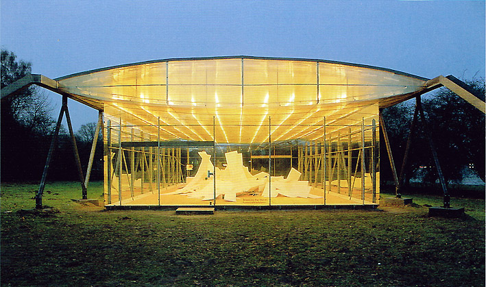 Wewerka Pavillon Münster 2001