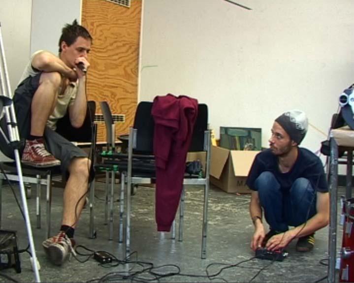 Caspar Meyhöfer + Michal Dudek