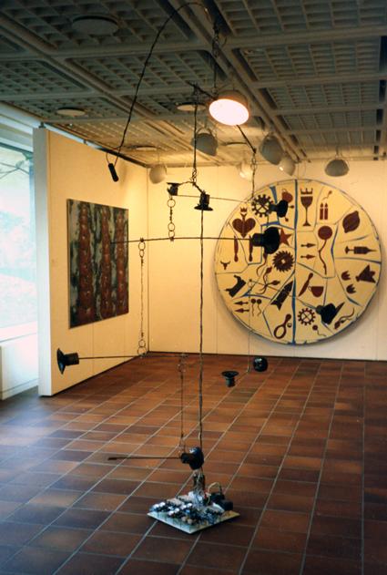 Kunsthalle Kiel 1990 Forum junger Kunst