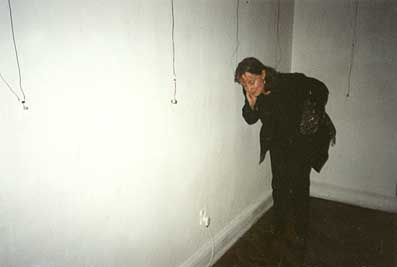 Galeria Wschodnia, Lodz (Pl) 1997 mit Dagmar Uhle