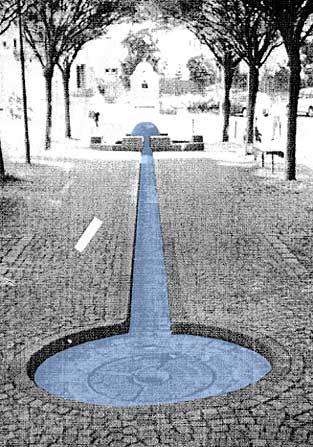 Originalentwurf 1987: Gartenarchitekt F. Sohnreyvon