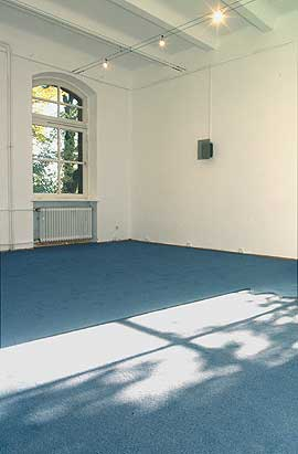 Raum mit Teppichbelag