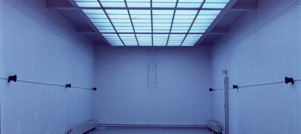 Centre d'arts plastiques Albert Chanot, Clamart (F) 2001