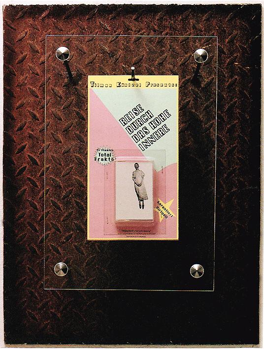 Reise durch das hohe Innere, K3 auf Kampnagel Hamburg 1992
