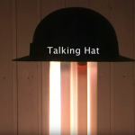 talking hat