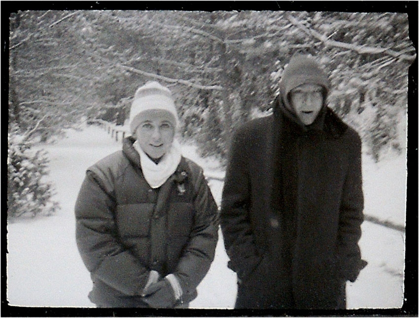 Zbigniew Libera + Frau Warschau 1993