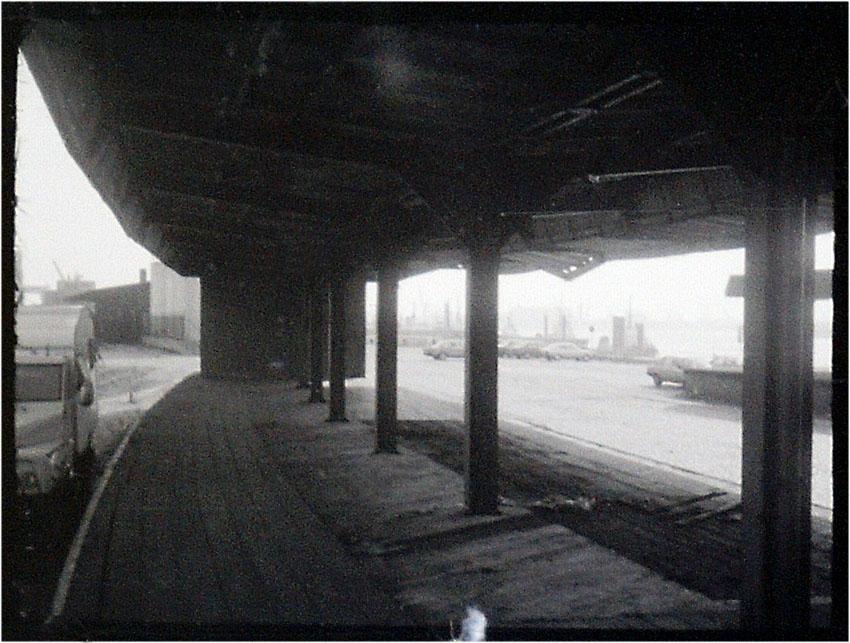 Hamburg Hafen  1988