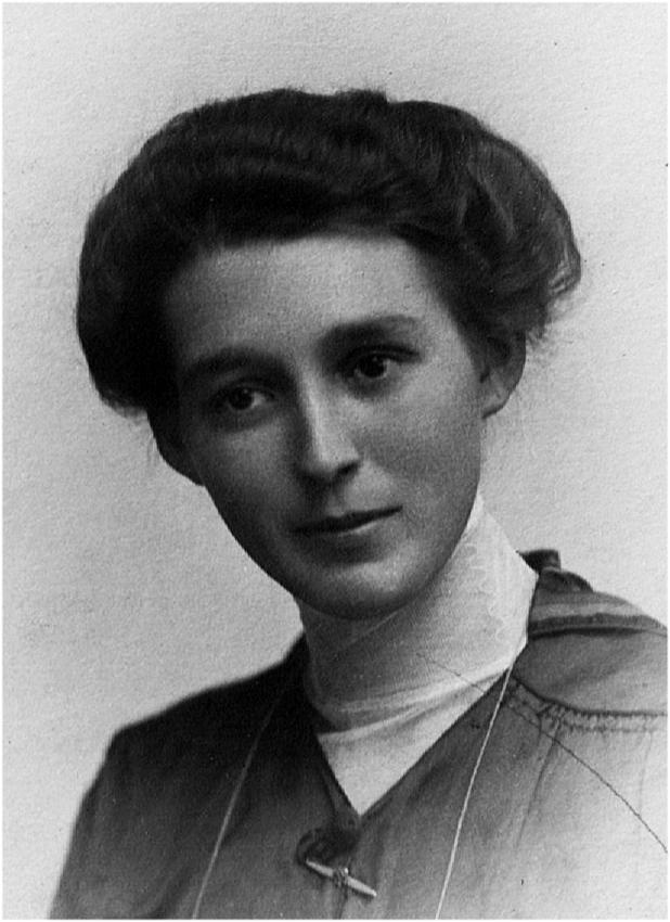 Johanna Kastens my step grand-grandmother 1872-1945