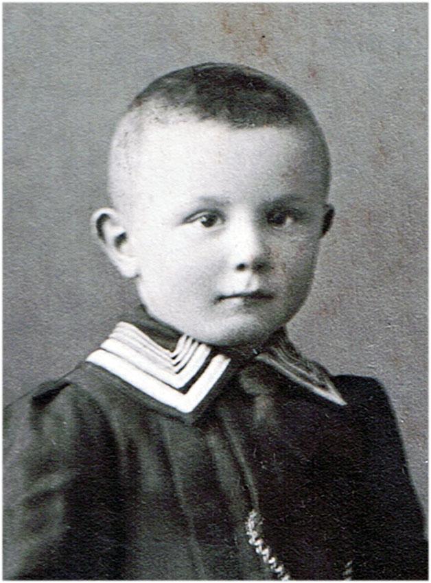 Johann Friedrich Niehaus my granduncle 1854-1934