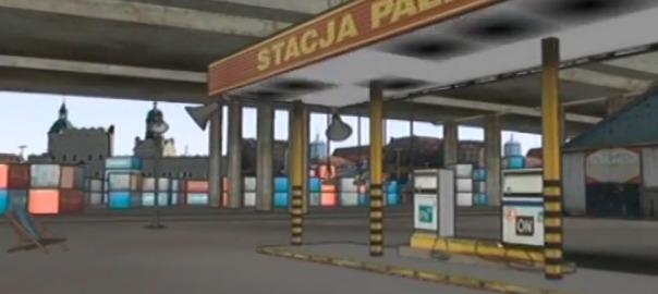 stracja paliw