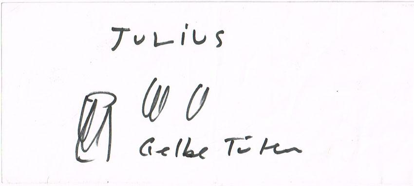 Rolf Julius Deichtorhallen 1992