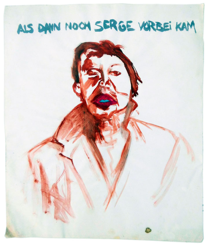 Serge 66 x 81 cm